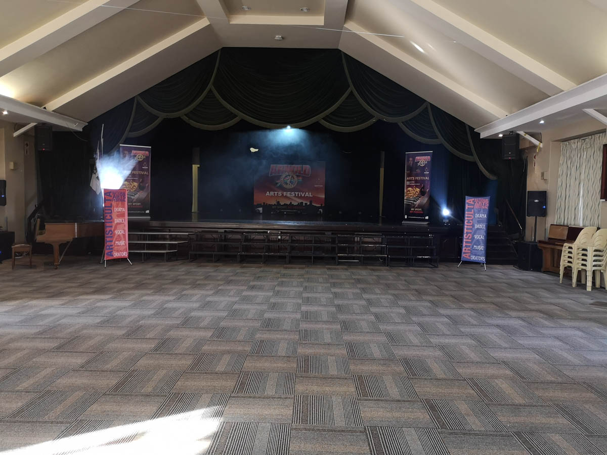 A-Arts Stage